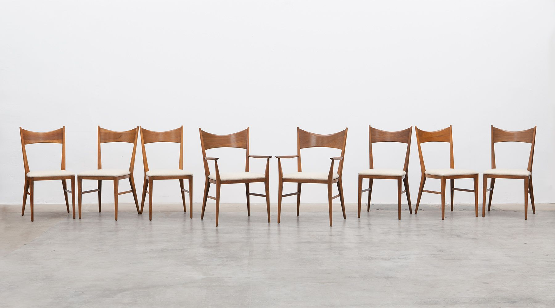 side chairs (8)