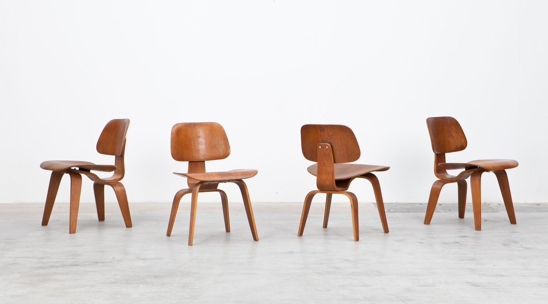 DCW chairs (4)