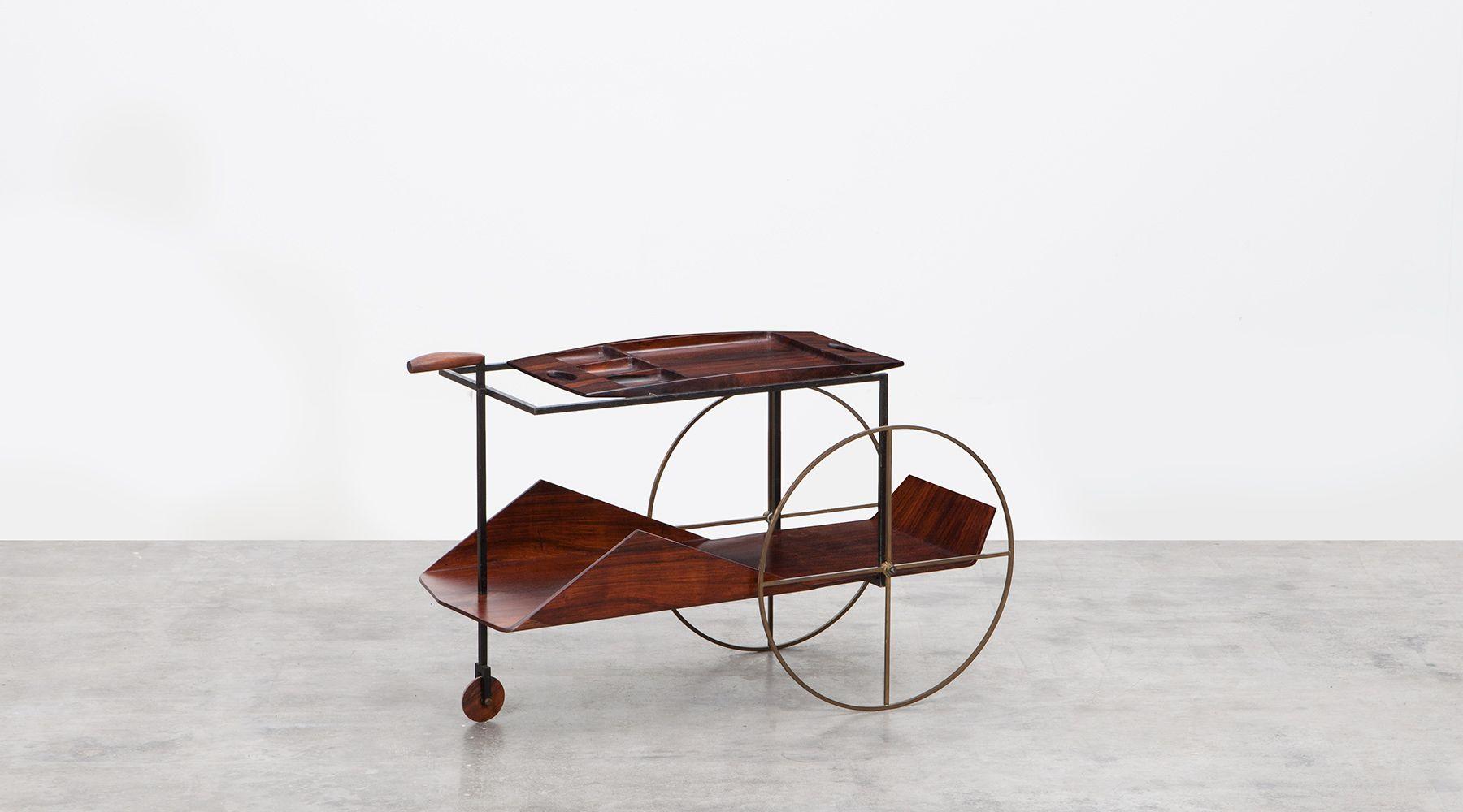 bar cart Selected Design Objects Fine Art Interior Design
