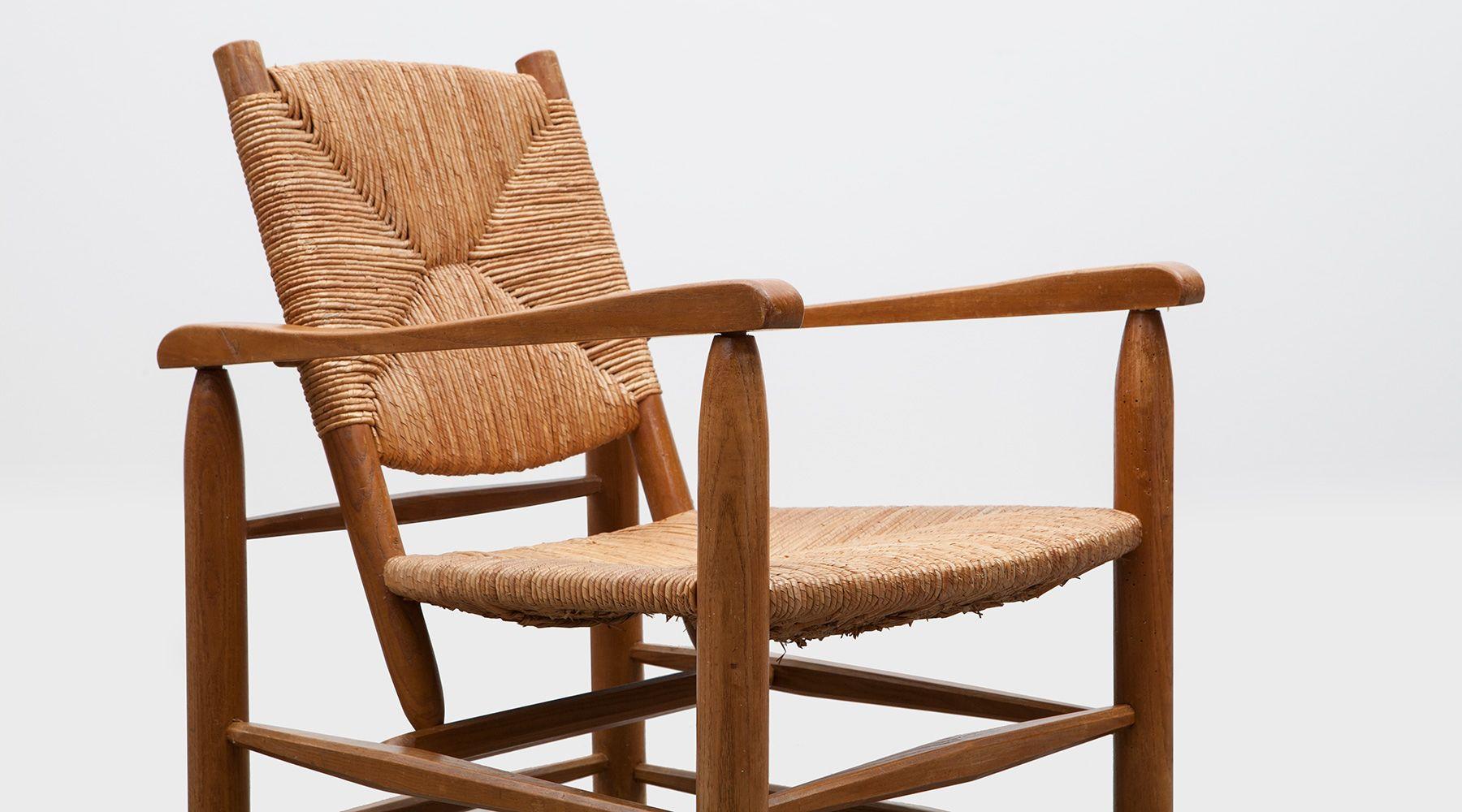 Pleasant Lounge Chairs 2 By Charlotte Perriand Frank Landau Inzonedesignstudio Interior Chair Design Inzonedesignstudiocom