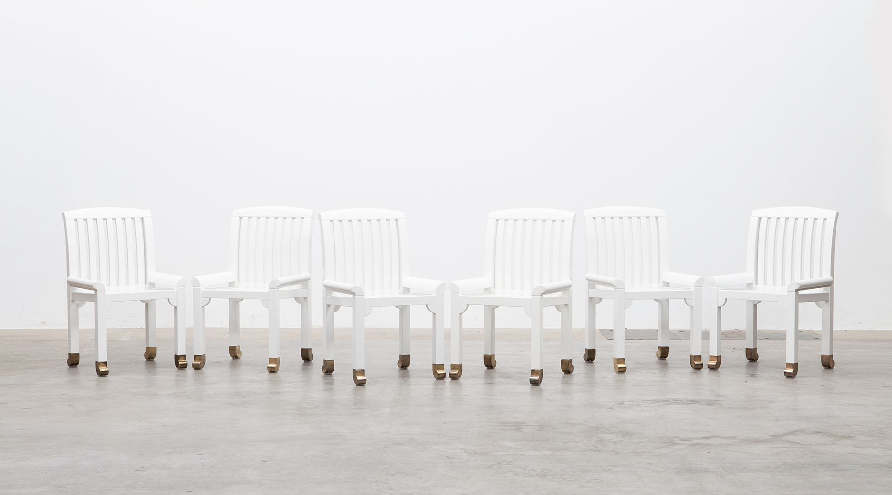 Set of chairs (6)
