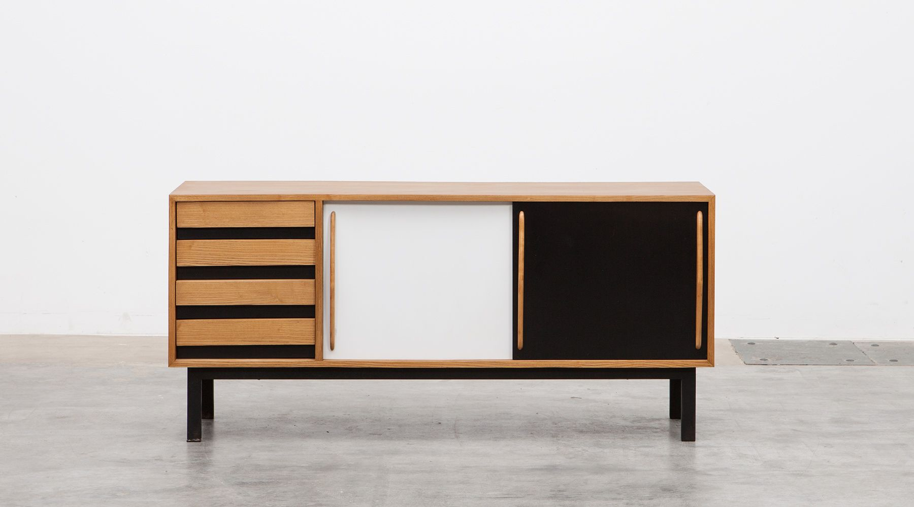 Strange Sideboard E By Charlotte Perriand Frank Landau Ocoug Best Dining Table And Chair Ideas Images Ocougorg