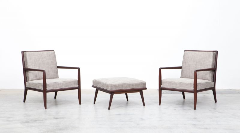 t h robsjohn gibbings selected design objects fine art interior design frank landau. Black Bedroom Furniture Sets. Home Design Ideas